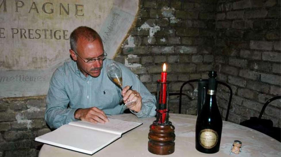 Wine Pro on Tap: Bob Trimble