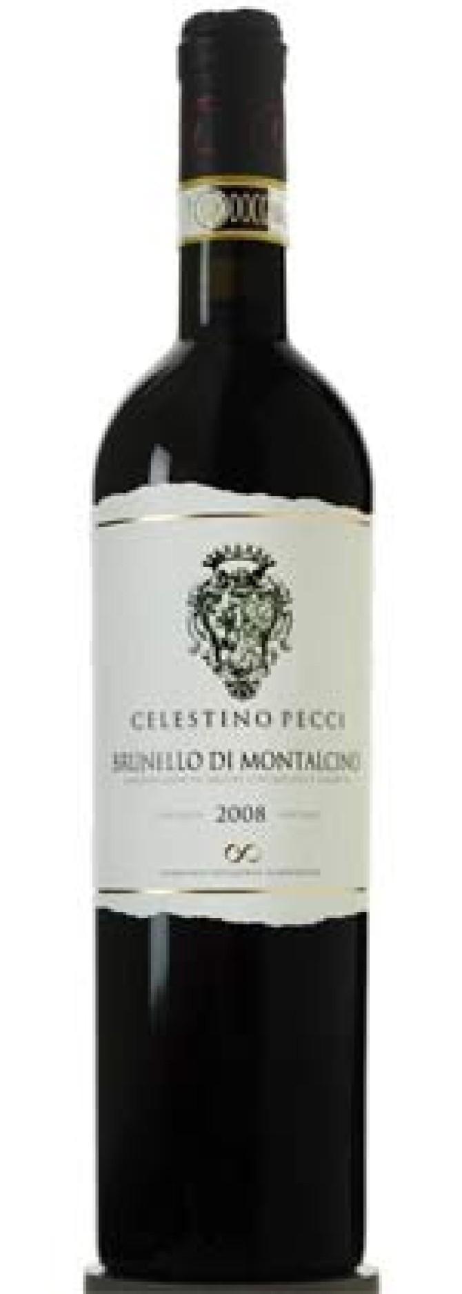 Pecci Celestino Brunello di Montalcino 2008