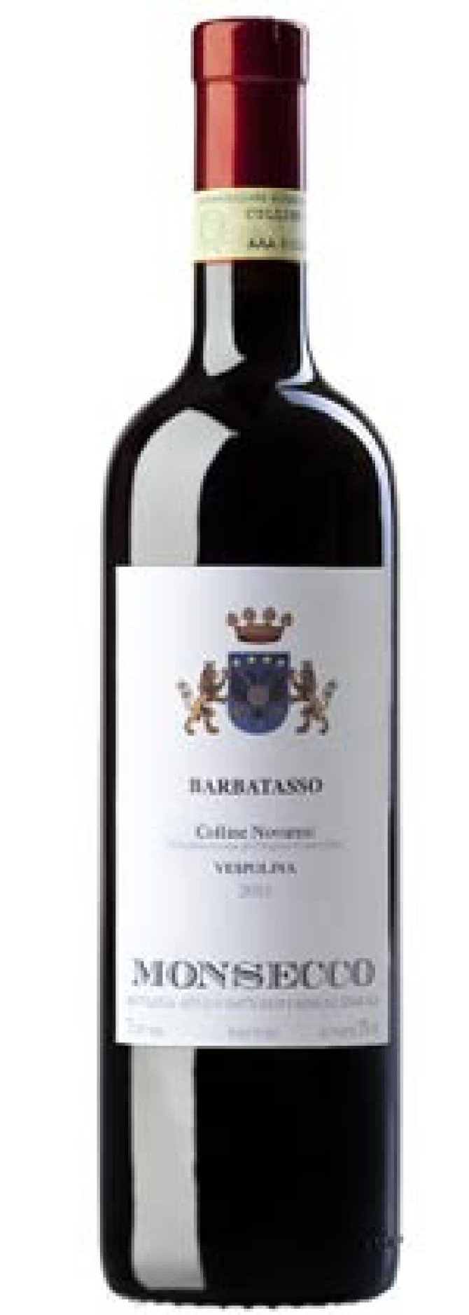 """Monsecco """"Barbatasso"""" Vespolina 2011"""
