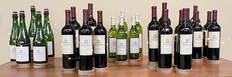 Tasting Session: Stony Run Winery