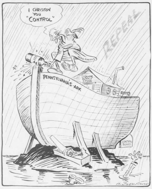 pinchot plcb cartoon